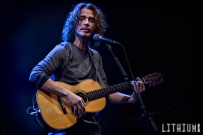 Chris Cornell performs at Massey Hall in Toronto