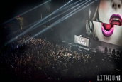 Dillon Francis performs at Ricoh Coliseum