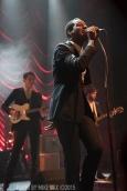 Leon Bridges - Danforth Music Hall, Toronto - October 23rd, 2015 photo by Mike Bax