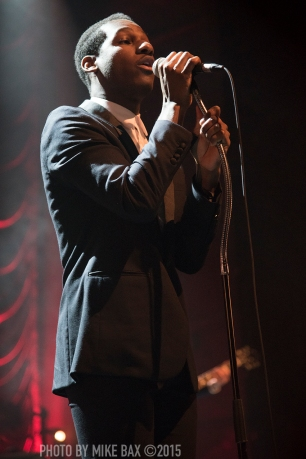 Leon Bridges - Danforth Music Hall, Toronto - October 23rd, 2015 photo by Mike Bax