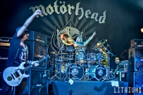Motorhead performs on Motorheads Motorboat