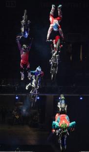Nitro Circus at Air Canada Centre