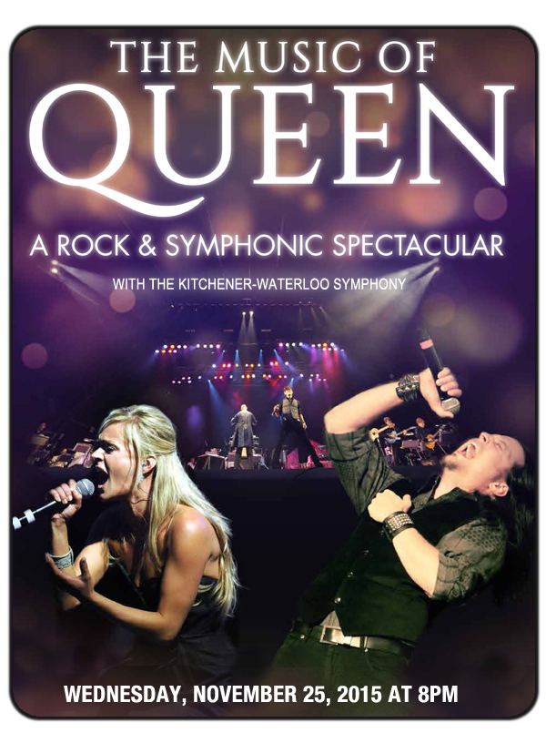 The Music of Queen at the Sony Centre