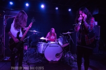 Windhand - Studio at Waiting Room, Buffalo, NY - October 22nd, 2015 Photo by Mike Bax