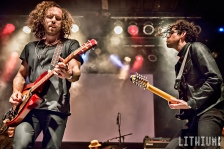 Yukon Blonde perform during The Casbys at the Phoenix in Toronto