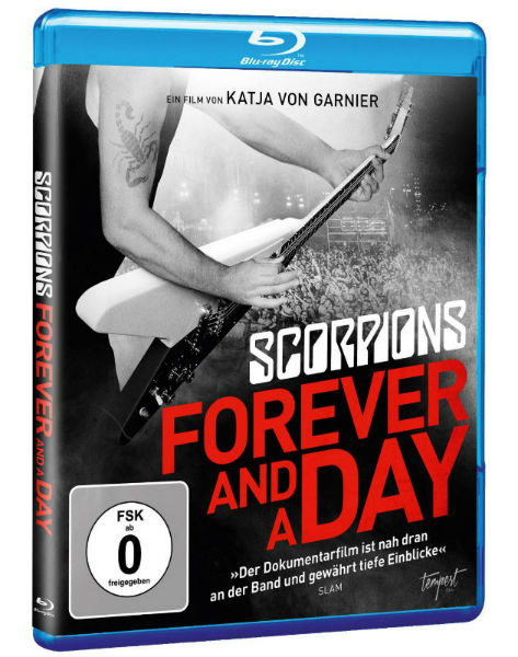 The Scorpions - Forever and a Day