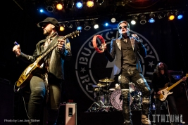 Buckcherry at The Phoenix, Toronto - Nov 24, 2015