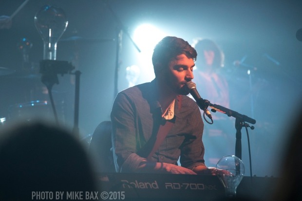 Hey Rosetta! - Centre In The Square, Kitchener - November 17th, 2015 - Photo by Mike Bax