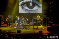 Marillion performs on Cruise To The Edge 2015