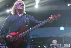 Saga performs on Cruise To The Edge 2015