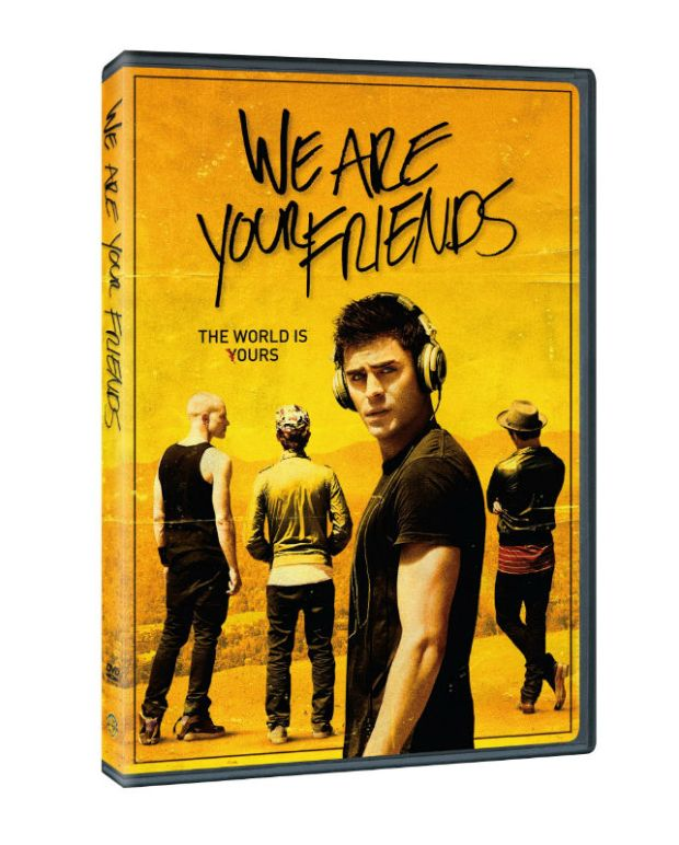 We Are Your Friends 3D Box Art