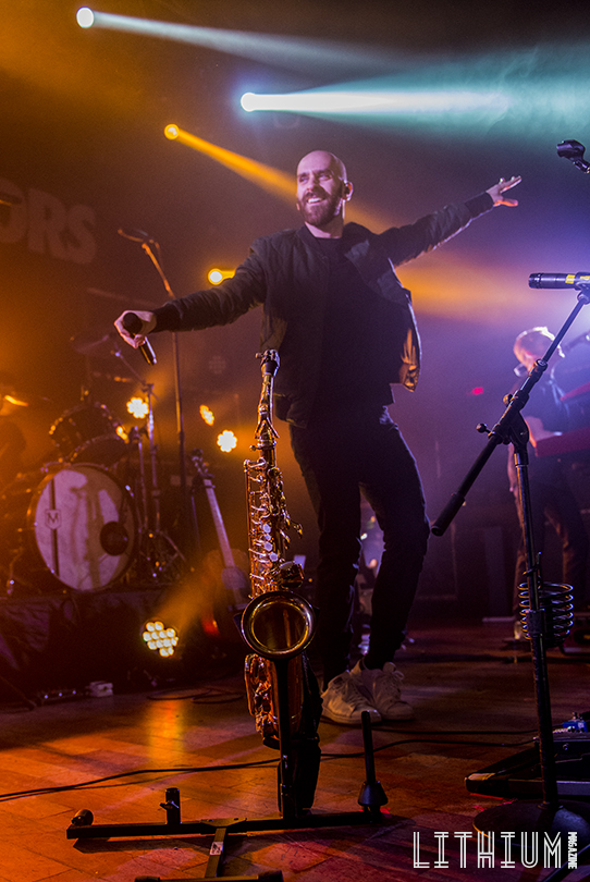 X Ambassadors play the Opera House in Toronto
