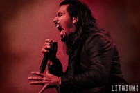 Pop Evil at The Phoenix Concert Hall in Toronto
