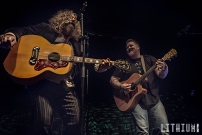 Tom Wilson and Tomi Swick at The Phoenix Concert Theatre