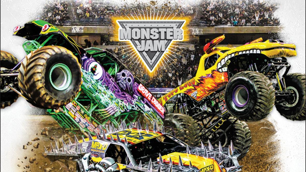 Monster Jam  Kids Tickets