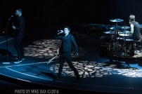 Muse - Air Canada Centre, Toronto - January 16th, 2016 - photo by Mike Bax