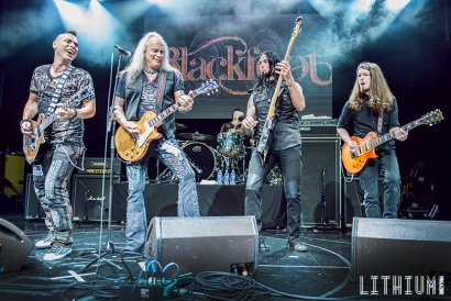 Blackfoot on The Southern Craft Cruise 2016