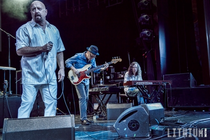 The Fabulous Thunderbirds on The Southern Craft Cruise 2016