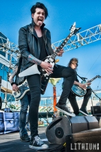 Helloween on The Monsters of Rock Cruise 2016