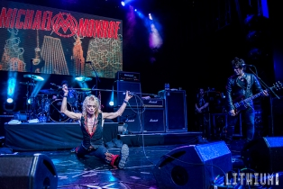 Micheal Monroe on The Monsters of Rock Cruise 2016