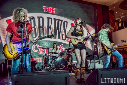 Raelyn Nelson on The Southern Craft Cruise 2016