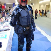Toronto ComiCon 2016 Judge Brown