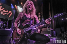Vixen on The Monsters of Rock Cruise 2016