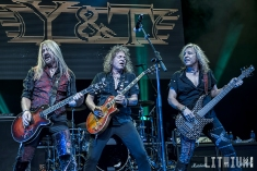 Y&T on The Monsters of Rock Cruise 2016