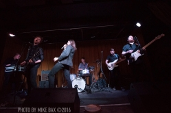 Attica Riots - The Drake Hotel, Toronto - April 6th, 2016 - photo by Mike Bax