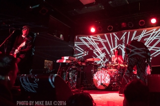 Autolux - Lee's Palace, April 7th, 2016 - Photo by Mike Bax