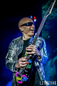 Joe Satriani plays The Danforth Music Hall