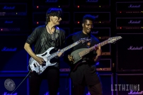 16-05-04 - Toronto - Guitar icons Steve Vai, Zakk Wylde, Yngwie Malmsteen, Nuno Bettencourt and Tosin Abasi touring as Generation Axe hit Massey Hall in Toronto. (c) 2016 - Darren Eagles Photography