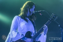 16-05-17 - Toronto - Chelsea Wolfe performed at The Opera House in Toronto. Opening the show was New Zealand duo, A Dead Forest Index. Pictured: Chelsea Wolfe. (c) 2016 - Darren Eagles Photography