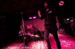 Big Black Delta - Adelaide Hall, Toronto - photo by Mike Bax