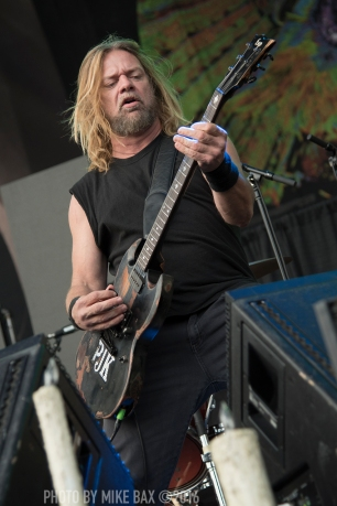 Corrosion of Conformity - TD Echo Beach, Toronto May 19th, 2016 - photo by Mike Bax