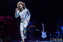 Francesco Yates at The Air Canada Centre