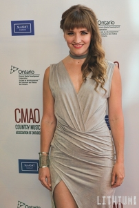 Ali Raney - CMAO Red Carpet at Flato Theatre