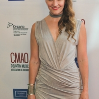 Ali Raney - CMAO Red Carpet at Flato Theatre