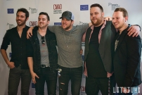 Rivertown Saints - CMAO Red Carpet at Flato Theatre