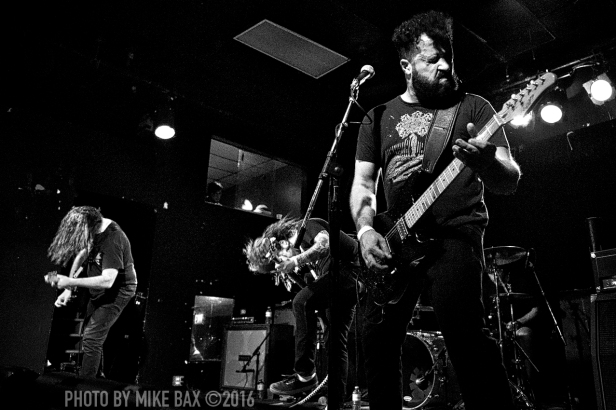Wrong - Lee's Palaces, Toronto - June 7th, 2016 photo by Mike Bax