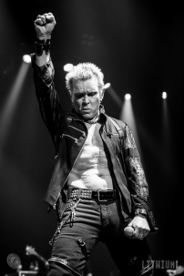 16-07-06 - Rama - 80's icon BILLY IDOL performed at Casino Rama. (c) 2016 - Darren Eagles Photography
