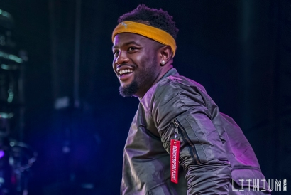 Casey Veggies at The Molson Amphitheatre in Toronto