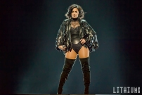 Demi Lovato at The Air Canada Centre