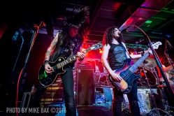 Diemonds - Maxwells, Waterloo July 12th, 2016 - photo by Mike Bax