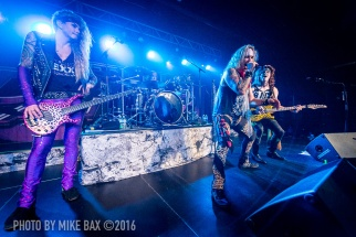 Steel Panther - Maxwells, Waterloo July 12th, 2016 - photo by Mike Bax