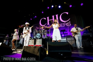 Nile Rodgers and Chic - Molson Canadian Amphitheatre, Toronto - July 13th, 2016 - Photo by Mike Bax