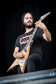 Gojira - Festival D'été de Québec, July 17th, 2016 - Photo by Mike Bax