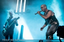 Rammstein - Festival D'été de Québec, July 17th, 2016 - Photo by Mike Bax