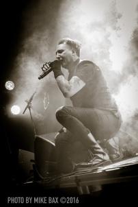 Marilyn Manson - Air Canada Centre, Toronto July 19th, 2016 - photo Mike Bax