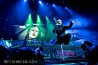 Slipknot - Air Canada Centre, Toronto July 19th, 2016 - photo Mike Bax